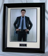 "A469OY OWAIN YEOMAN - ""THE MENTALIST"" SIGNED"